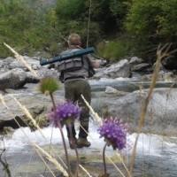 De pesca en el Valle de Benasque; saludando a los duendes del río Estós