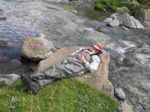 Una siesta que recompone el alma, el físico y algo más