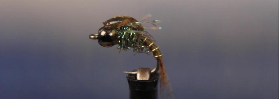 Vídeo montaje moscas: EvileOlive