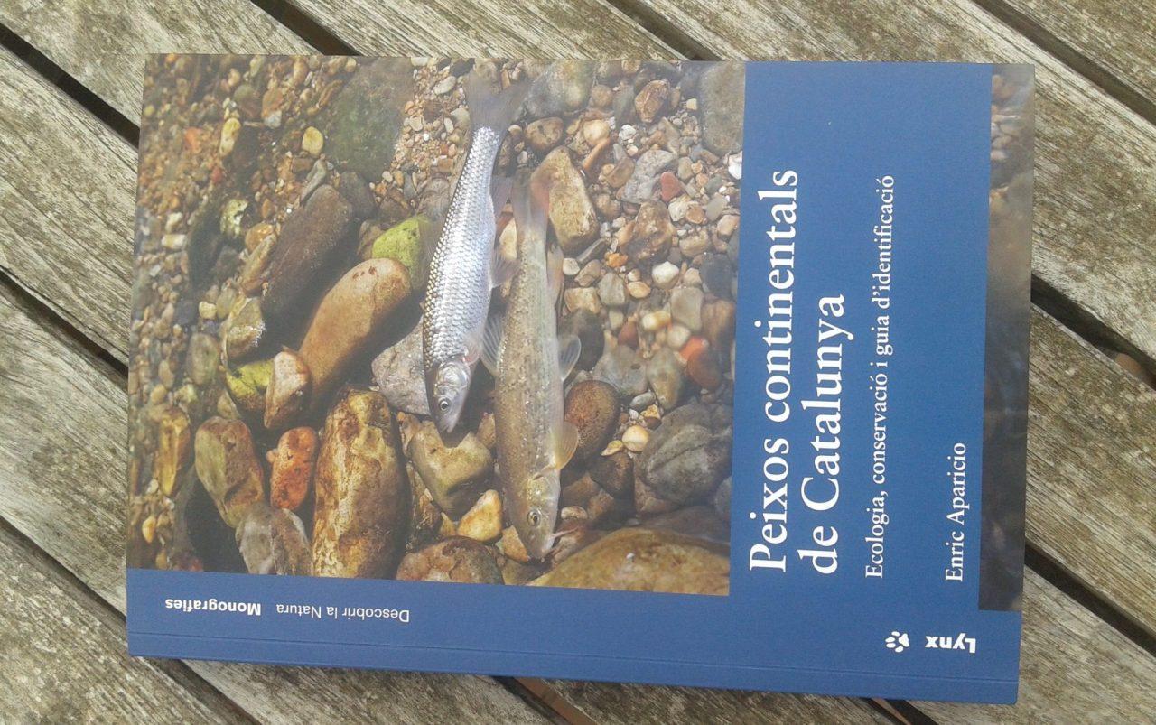 Reseñas de libros: Peixos continentals deCatalunya