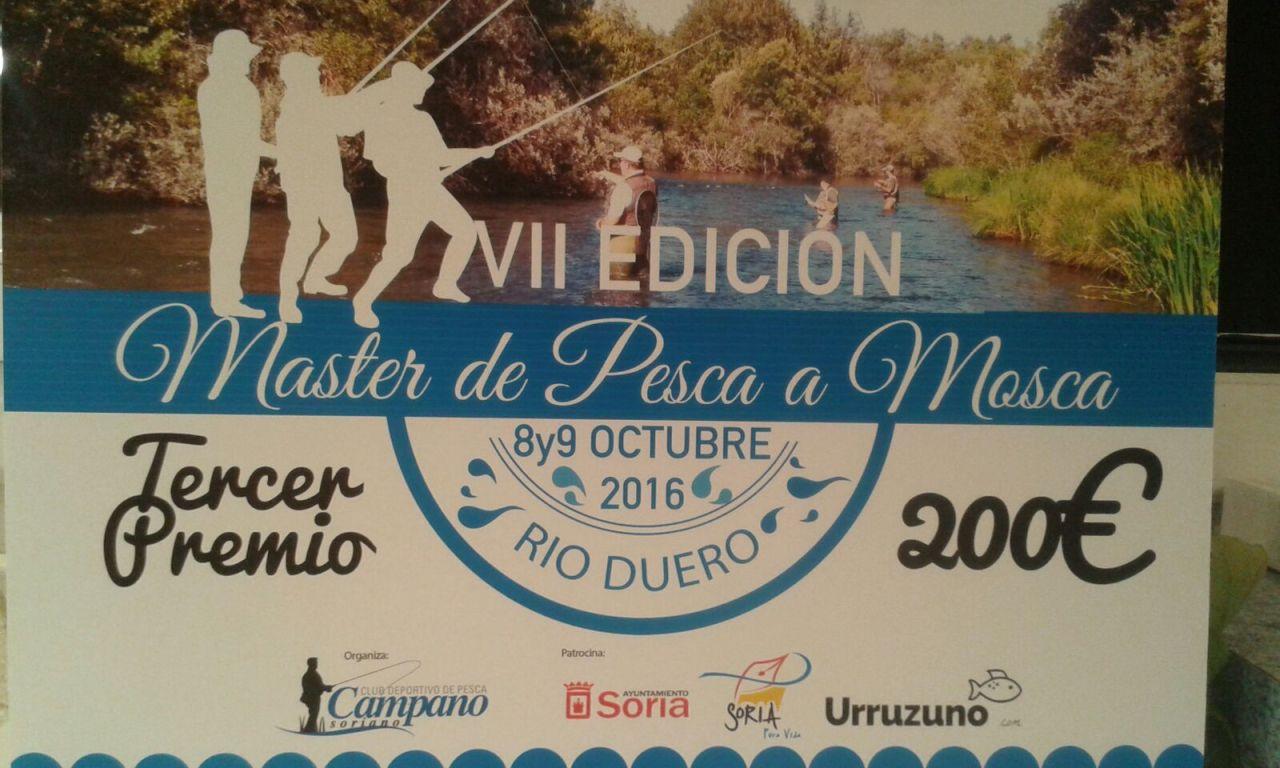 VII Master de Pesca a Mosca ríoDuero