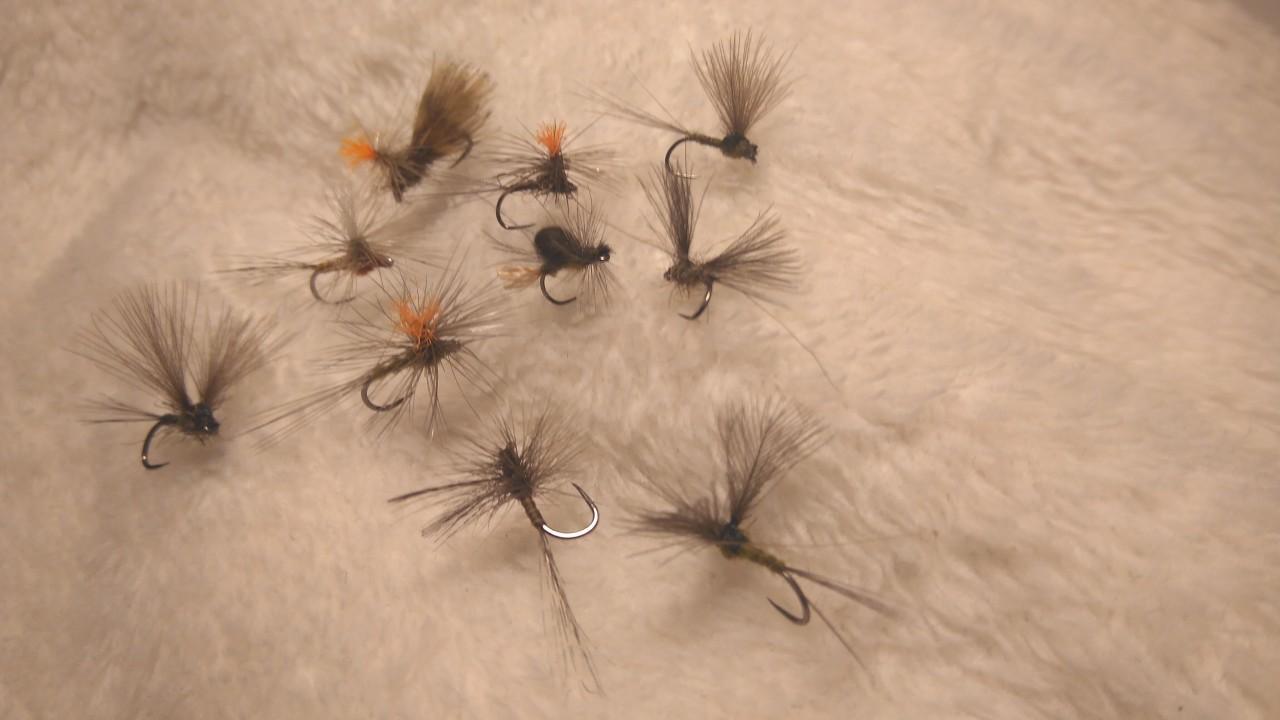 Y el ganador de las 10 moscas de Joaquín Herreroes…
